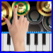Download Blue Drum – Piano 1.6 APK MOD Unlimited Money for android