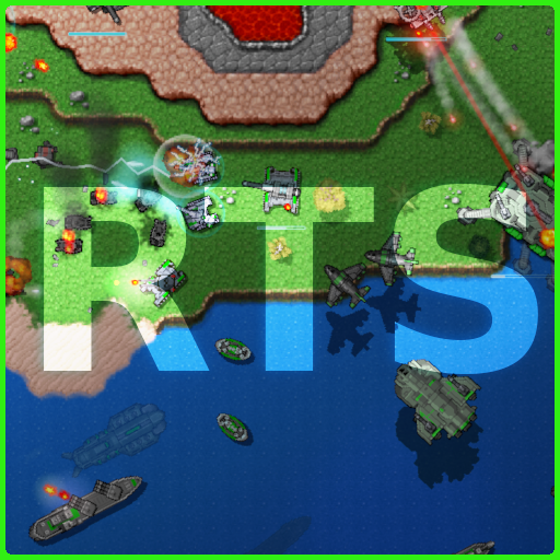 Rusted Warfare – RTS Strategy 1.14.h2 APK Mod Unlimited Money Download for android