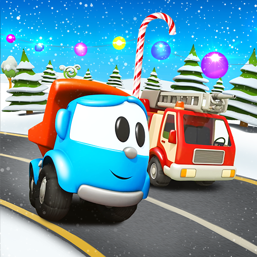 Leo the Truck 2 Jigsaw Puzzles Cars for Kids 1.0.12 APK Mod Unlimited Money Download for android