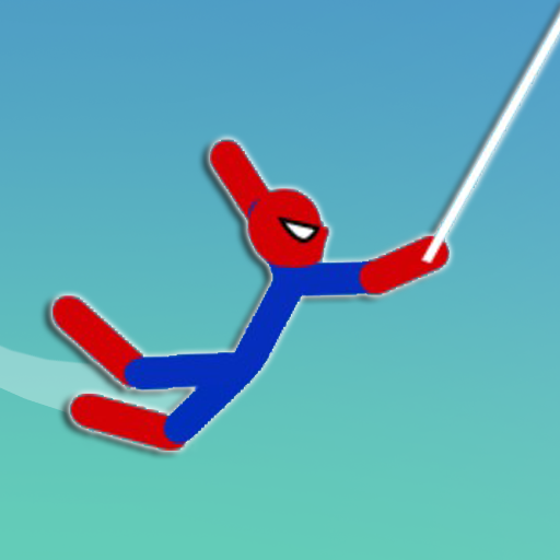 Super Hero Hook Stickman Rope Swing 1.0.3 APK Mod Unlimited Money Download for android