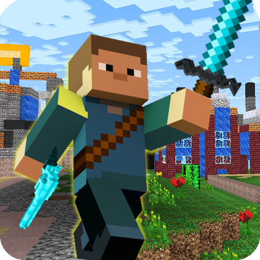 Diverse Block Survival Game 1.54 APK Mod Unlimited Money Download for android