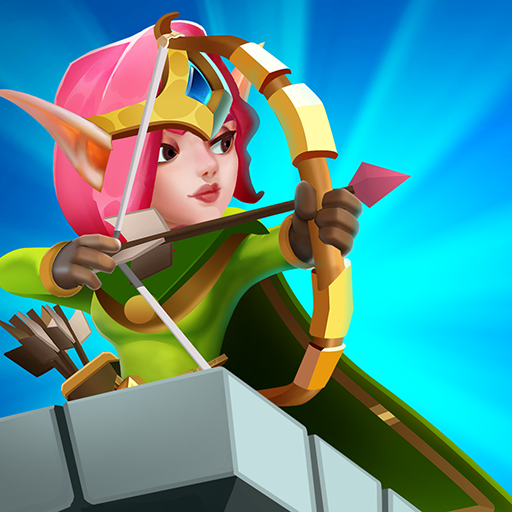 Merge Defender Tower Defense TD Strategy Games APK Mod Unlimited Money Download for android