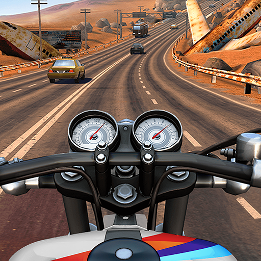 Moto Rider GO Highway Traffic APK Mod Unlimited Money Download for android