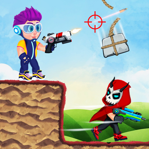 Mr Shooter Puzzle New Game 2021 – Shooting Games 1.46 APK Mod Unlimited Money Download for android