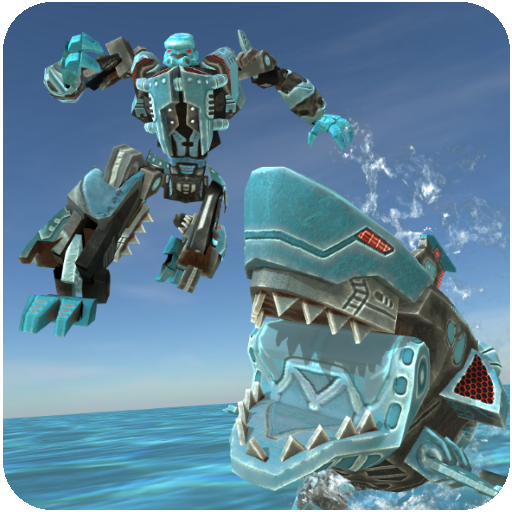 Robot Shark APK Mod Unlimited Money Download for android