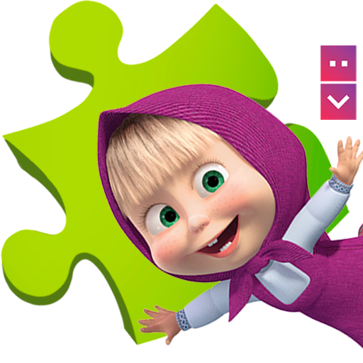 Masha and The Bear Puzzle Game 2.5 APK Mod Unlimited Money Download for android