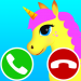 unicorn fake video call game 3.0 APK Mod Unlimited Money Download for android