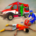 Emergency Superhero Rescue Mission-Ambulance Games 1.0.9 APK Mod Unlimited Money Download for android